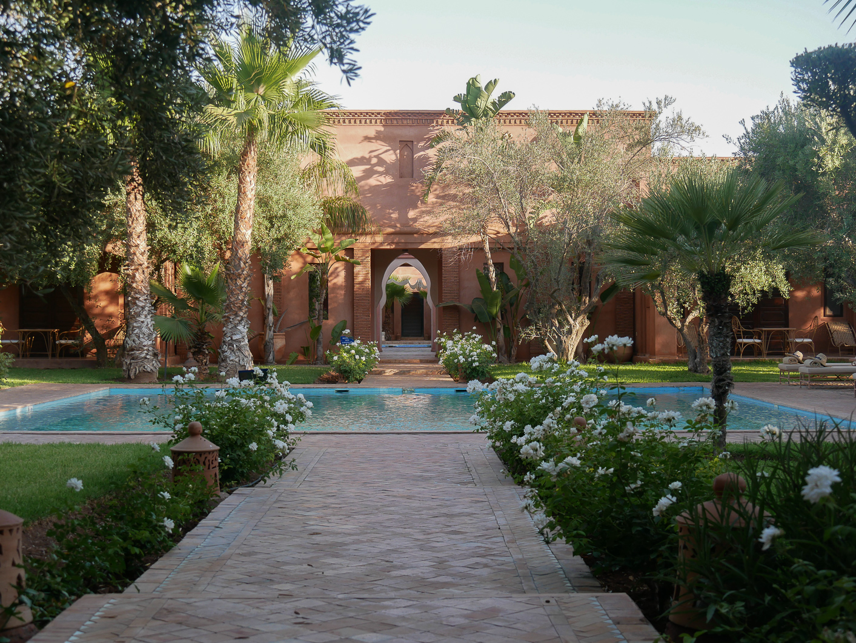 Dimension Terrain De Petanque Maison boutique hôtel | dar layyina - marrakech | maroc