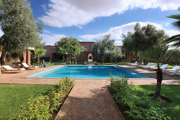 Maison D Hotes Dar Layyina Marrakech Maroc