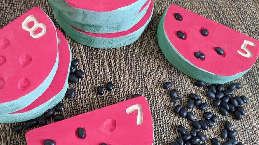 Watermelon Counters