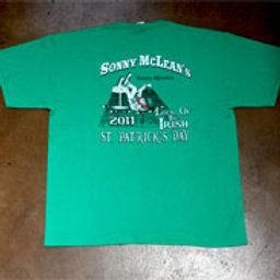 2011 St. Patricks Day Shirt