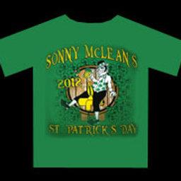 2012 St. Patricks Day Shirt
