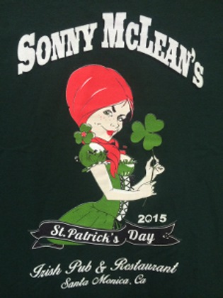 2015 St. Patricks Day T-Shirt
