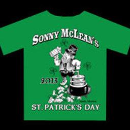 2013 St. Patricks Day Shirt