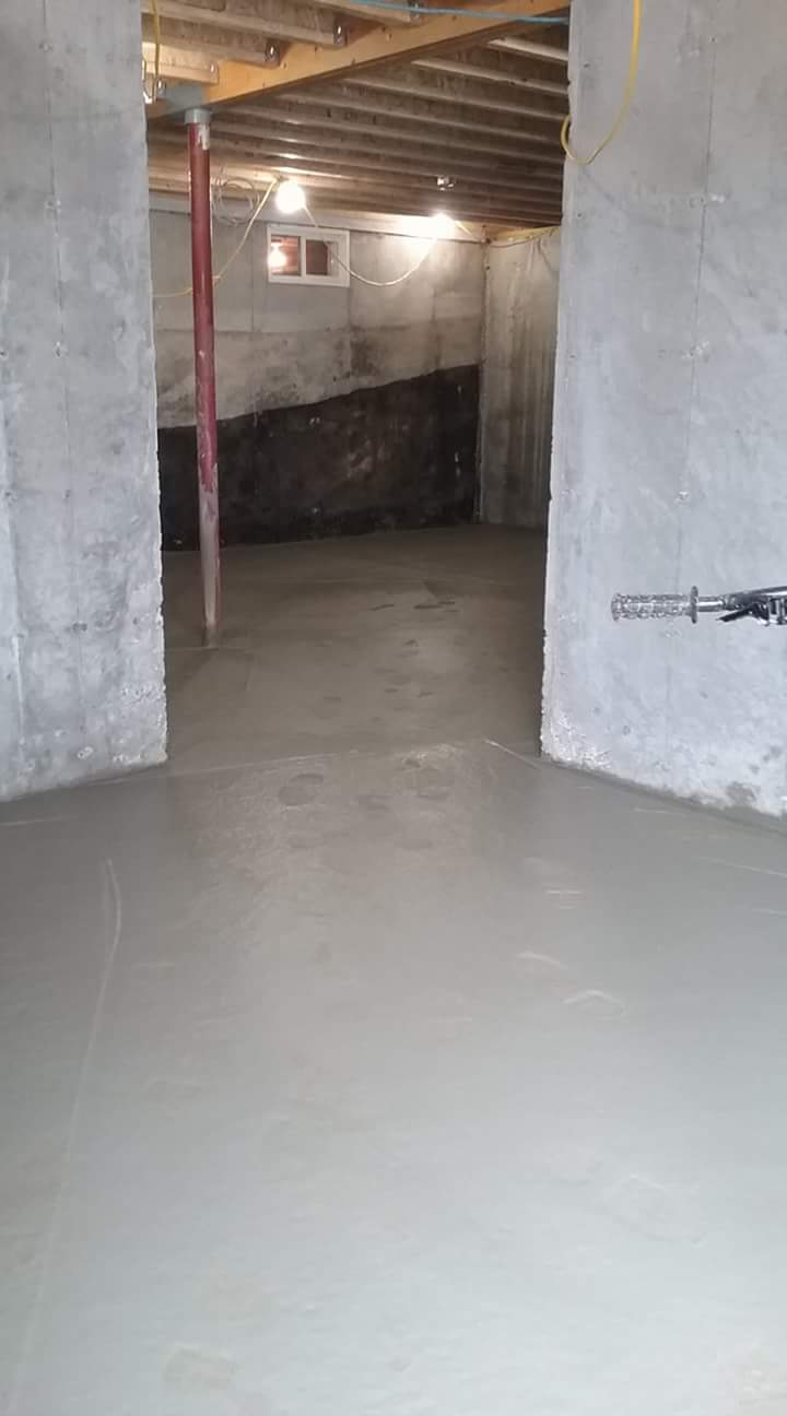 Basement Floor.