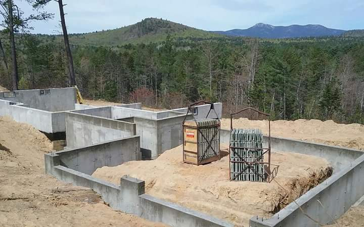 Concrete Foundations