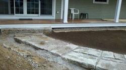 Granite Walkway