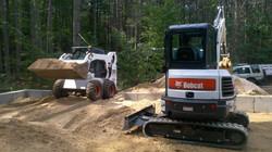 Foundation Backfilling