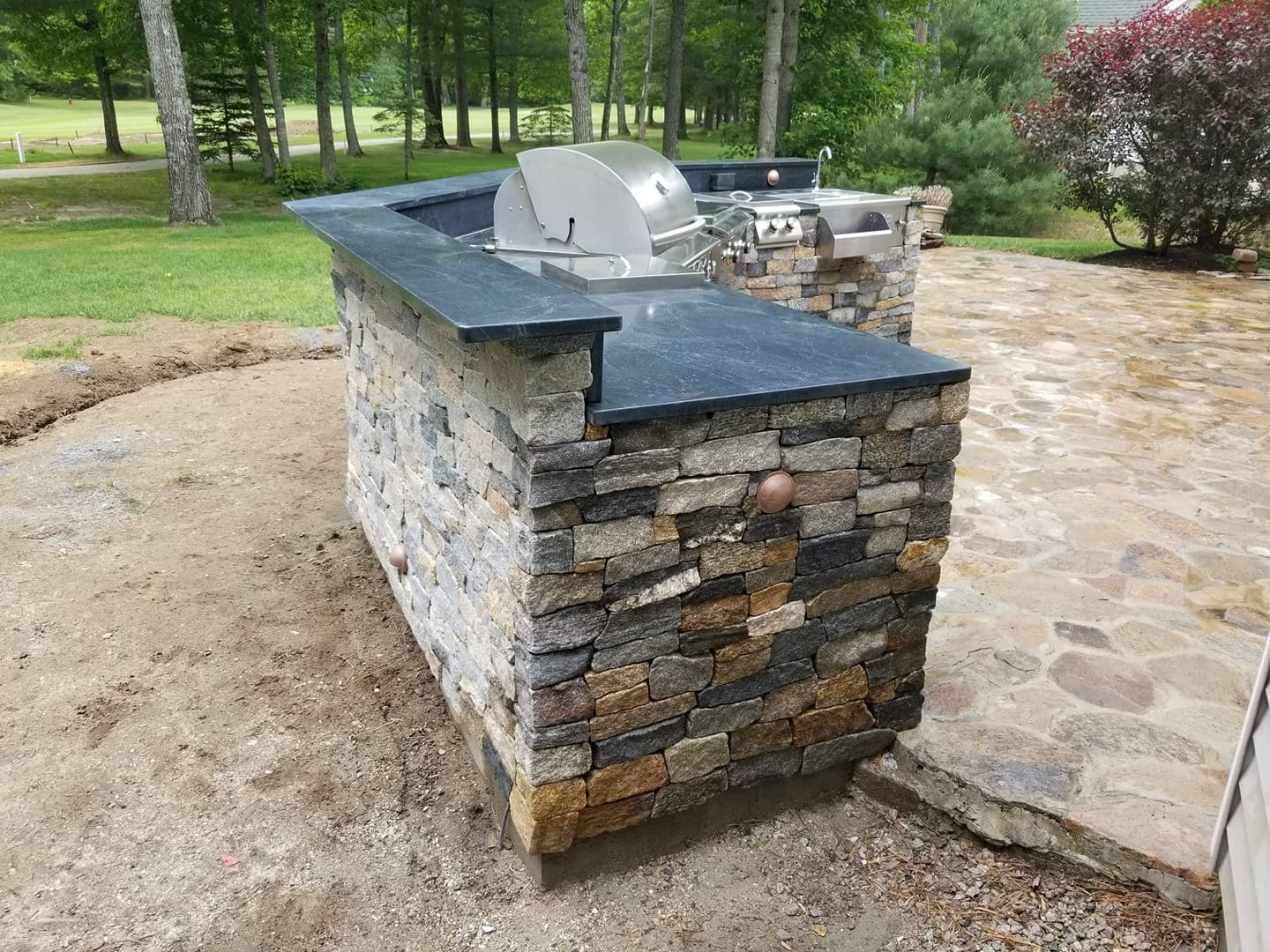 Blaze Outdoor Kitchen