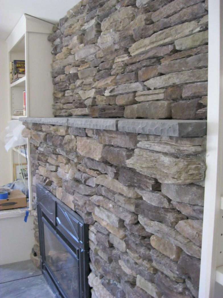 Cultured Stone Veneer