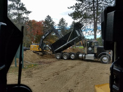 Aggregate and Materials Trucking