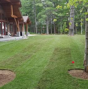 Sod, Landscaping, Mulch, Irrigation, hydroseeing