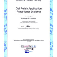 Diplom GEL Polish Application 06 Jan 201