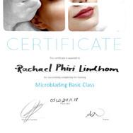 Diplom Microblading Basic Class 24 Nov 2