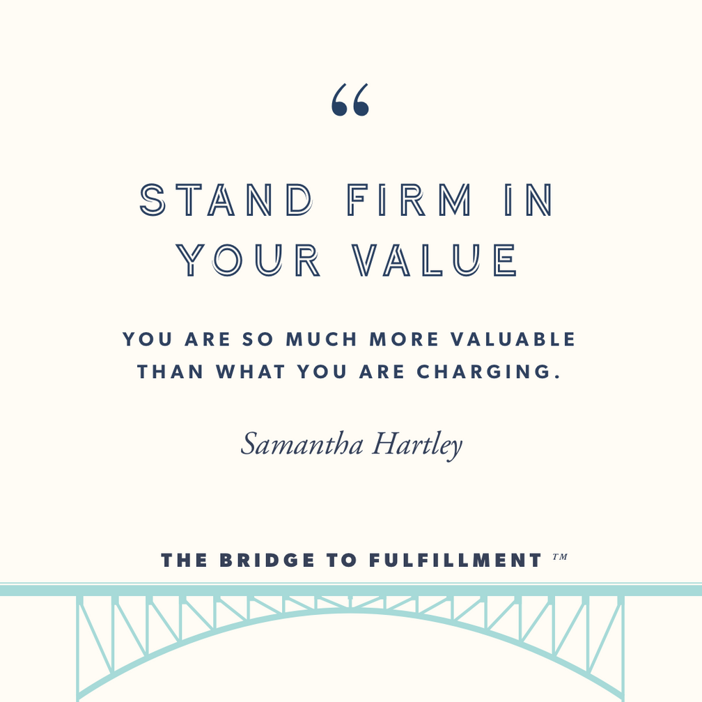 Stop Thinking Small and Start Maximizing Your Career with Samantha Hartley