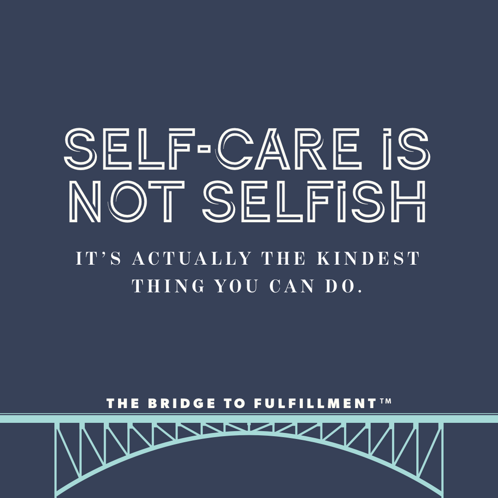 Taking Care of Yourself & Avoiding Burnout