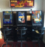 Spilleautomater, Automat, Slotmachine, Spillehal, Toptavle