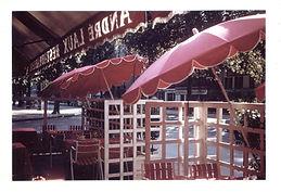 Le restaurant de André Laux à proximité de saint germain en laye