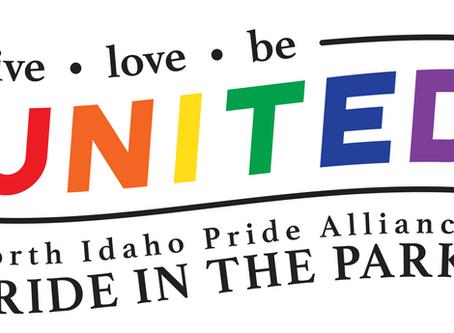 2020 Pride In The Park Status Update. Join The CDA4Pride Campaign!