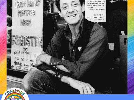 Happy Harvey Milk Day!