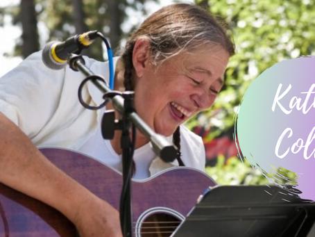Kathy Colton: Upbeat Folk