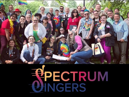 Spectrum Singers: All-Inclusive Intergenerational Choir
