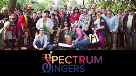 Spectrum Singers: All-Inclusive Intergenerational Choir