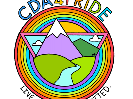 CDA4Pride Logo Contest Announcement
