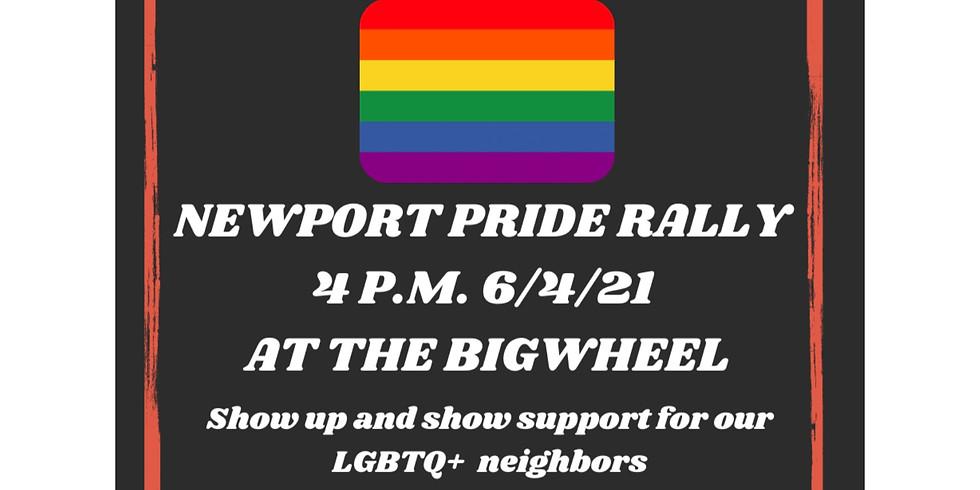 Newport Pride Rally