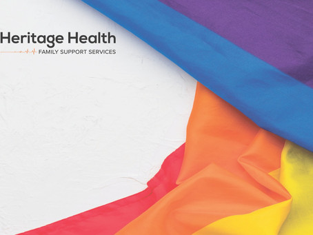 Heritage Health Hosts Welcoming LGBTQ+ Support Groups
