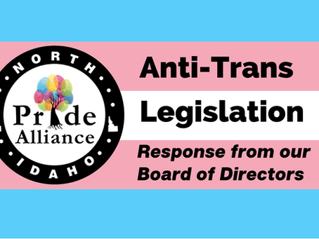 Anti-Trans Legislation: Our Response and Call to ACTION