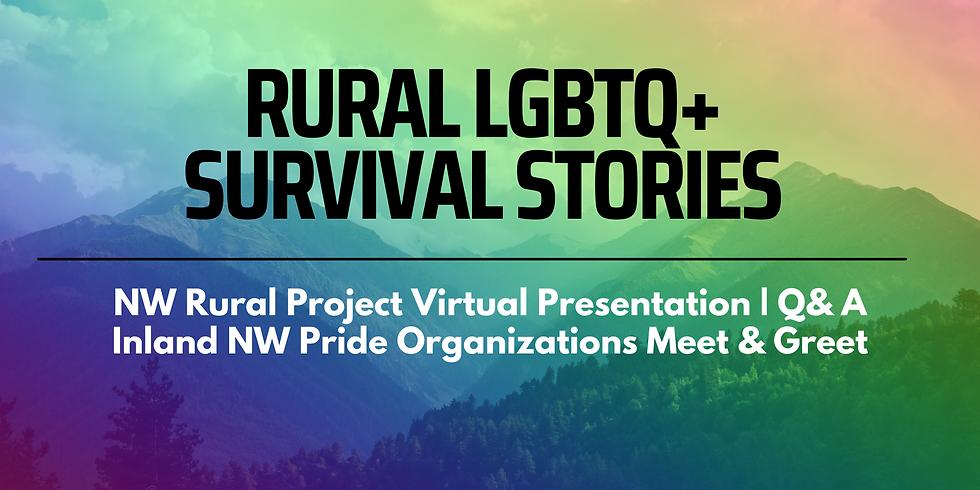 Rural LGBTQ+ Survival Stories