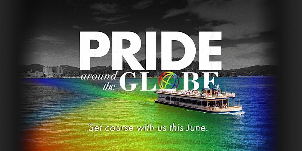 PRIDE Around the Globe - Boat Cruise Kickoff