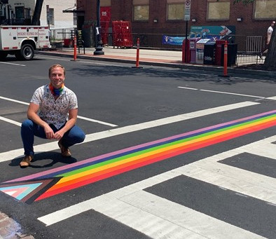 North Idaho Pride Alliance Submits Proposal for Pride Crosswalk of Pride Stairs