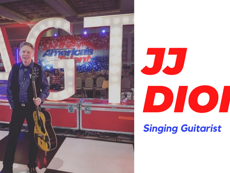 JJ Dion: Singing Guitarist