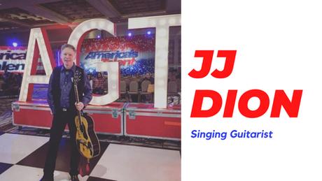 JJ Dion: Singing Guitarist