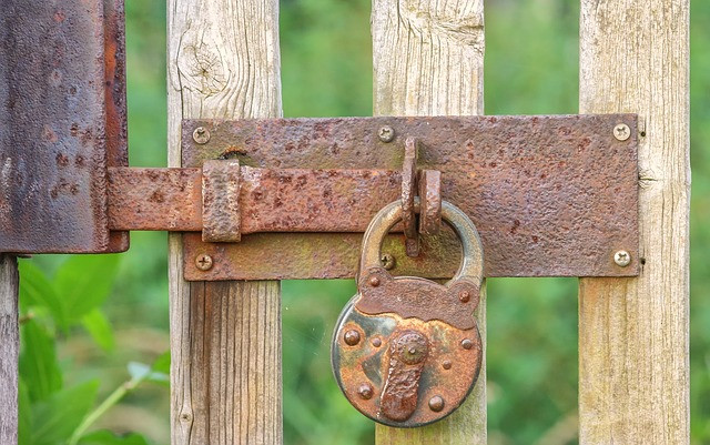 locked-garden-gate