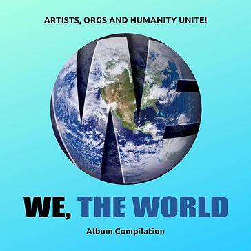 We, The World Album Cover