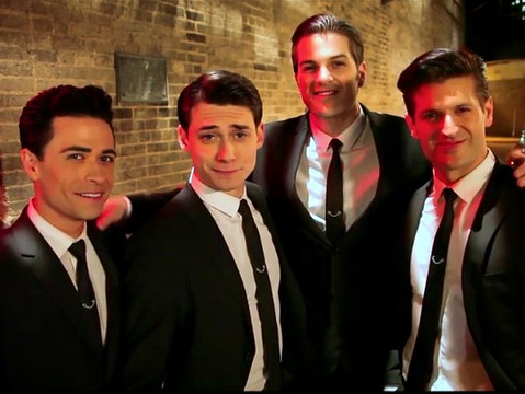 """Made in America"": A Behind-the-Scenes Look @ New Jersey Boys National Commercial"