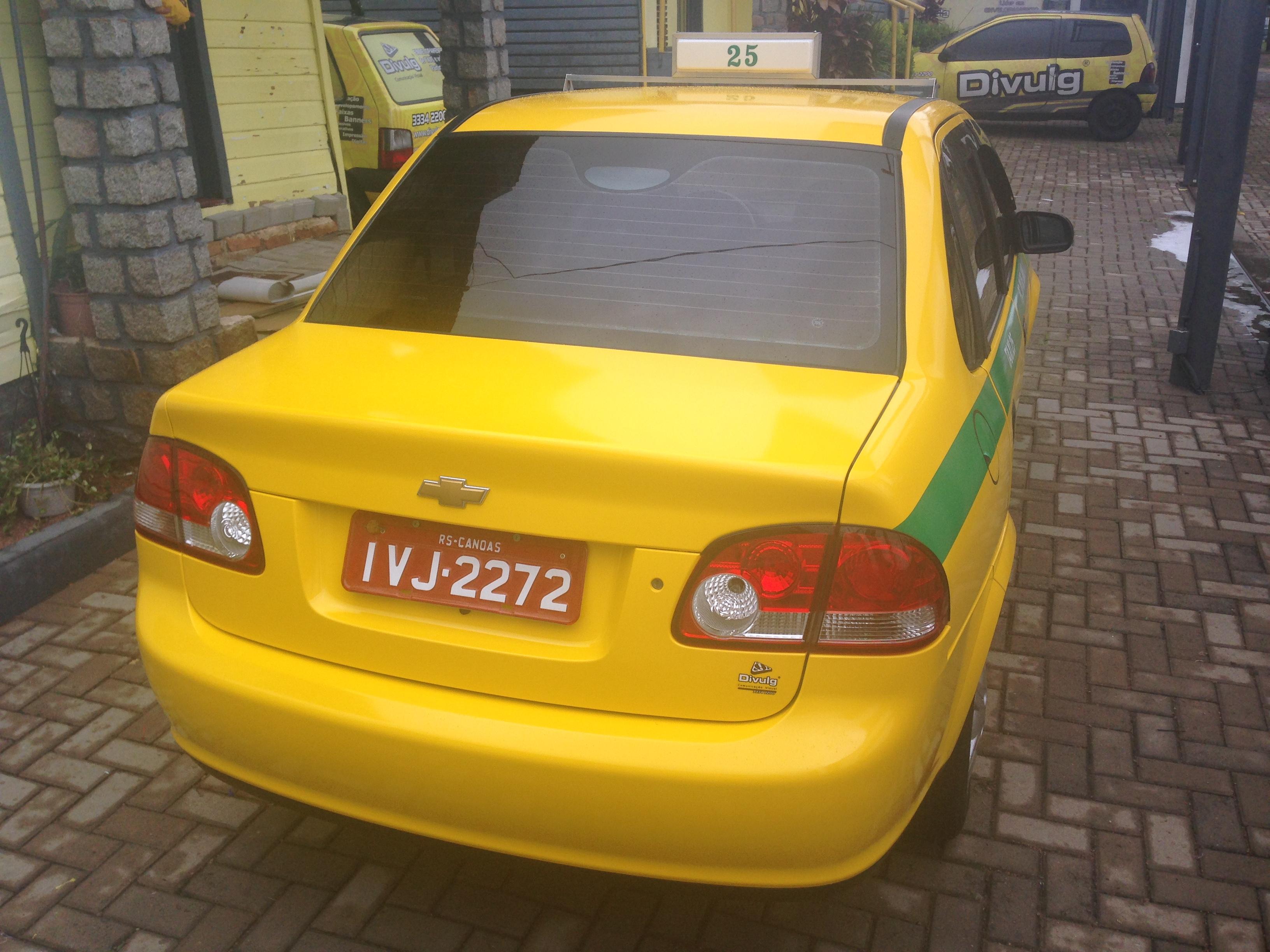 Taxi Canoas