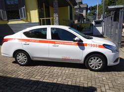Novo taxi Porto Alegre