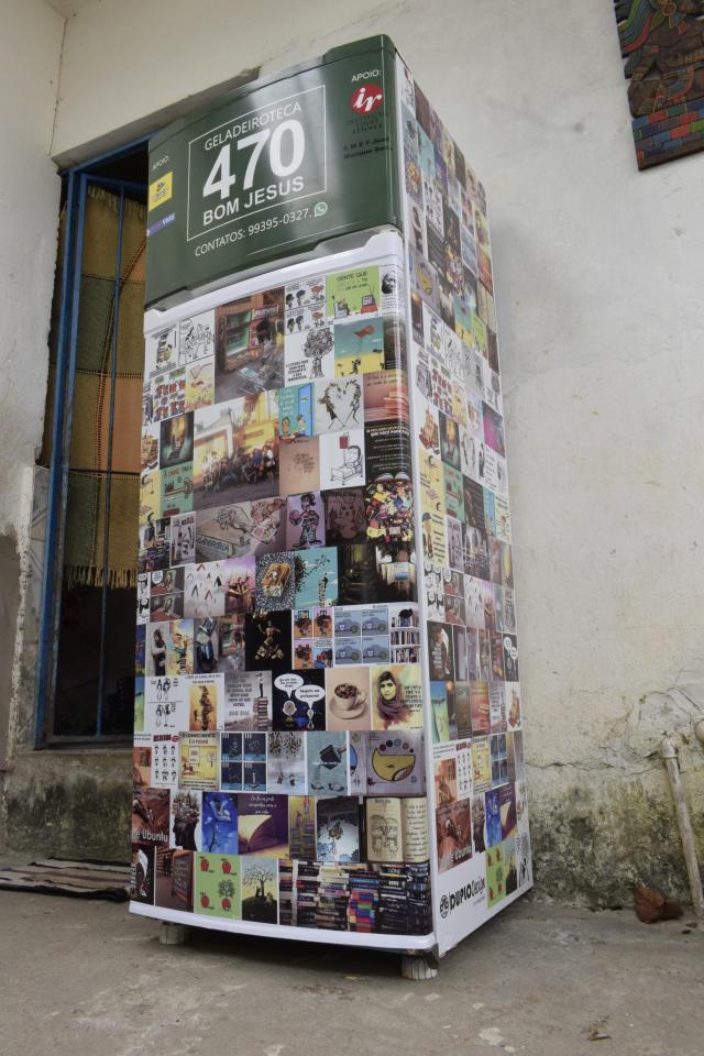 O local em que a geladeira será instalada ainda é mistério, e será divulgado durante a inauguração Foto: Camila Bengo / Diário Gaúcho