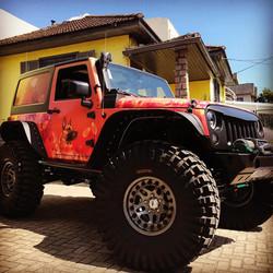 Jeep Troller