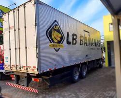Caminhão LB Bananas