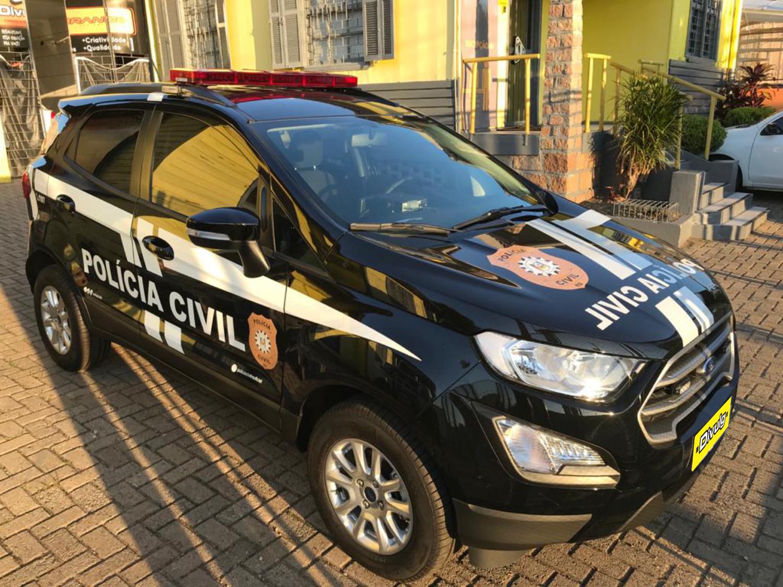 Viatura polícia civil