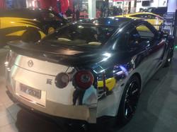 Nissan GTR Chrome