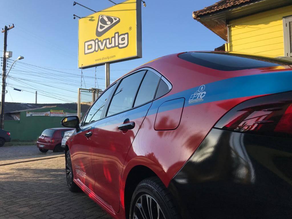 Táxi executivo Porto Alegre