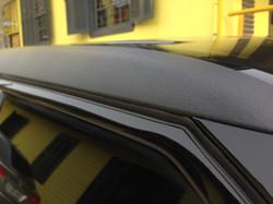 Range Rover aço escovado