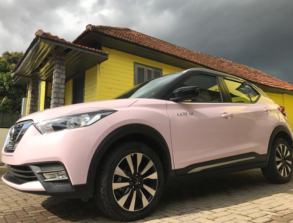 Nissan Kicks Mary Kay