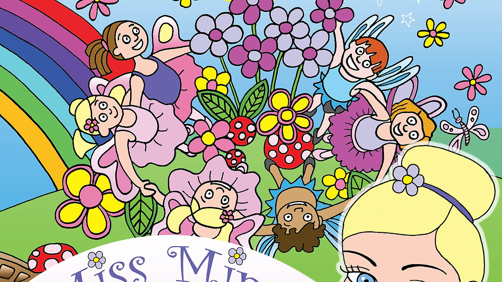 Miss Mimi and the Fairy Ballet Class