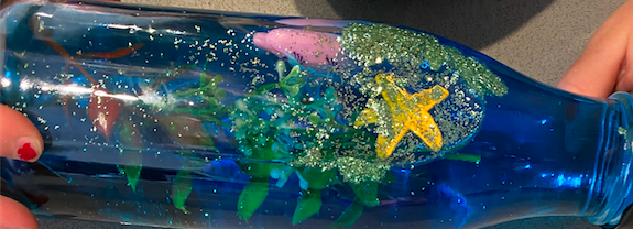 Under the Sea Sensory bottles